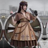Break of Dawn ~Vintage Military Lolita Fullset