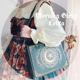 Morning Glory ~Star-moon Magic Book Lolita Bag -Ready Made