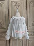 Alice Girl ~Chiffon Lolita Blouse -Pre-order