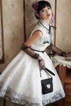 Doris Night ~Vintage Elegant Lolita OP -Pre-order