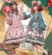 Gingerbread Bear Sweet Lolita OP