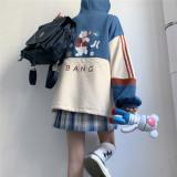 Athlete Japanese Style Hoodie
