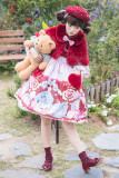 Tommy Bear ~Snow of Christmas Lolita OP
