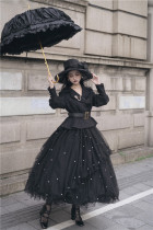 The Road of Hades Elegant Lolita Set -Pre-order