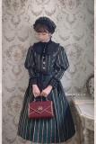 Pumpkin Cat Lolita ~Graceful Charlotte~ Lolita OP Fullset -Ready made