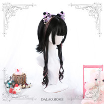 Dalao Home ~Rougu Natural Outward Lolita Short Wigs