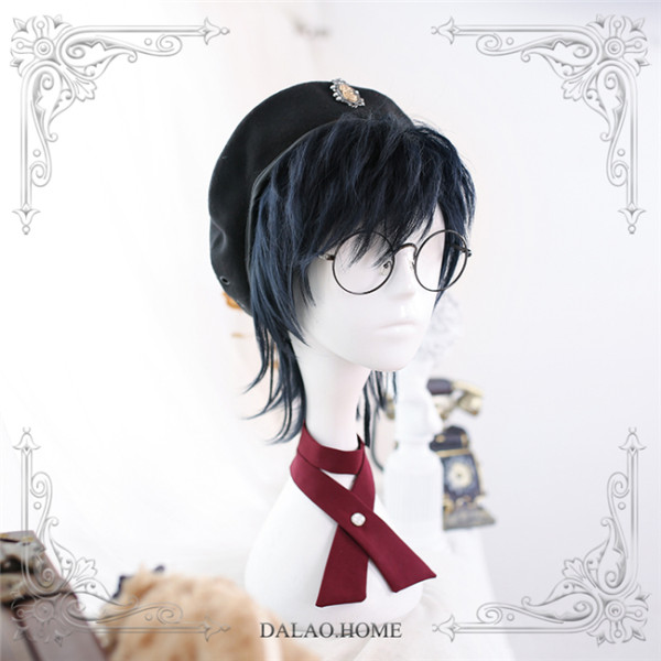 Dalao Home ~Landu Lolita Short Wigs For Male