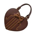 Morning Glory ~Violin Lolita Bag Chocolate*Gold - In Stock