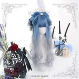 Dalao Home ~Yinghuo Lolita Long Curly Wigs