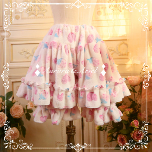 AA lolita fashion~Velvet Lolita Bloomer-Ready made