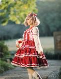 Infanta ~Lolita Tiered Jumper