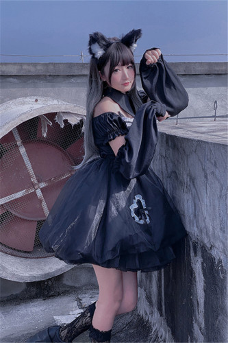Diamond Honey Dark Gothic Lolita OP