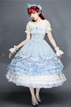 The Little Mermaid Elegant Lolita OP -Pre-order