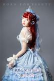 The Little Mermaid Elegant Lolita OP - Ready Made