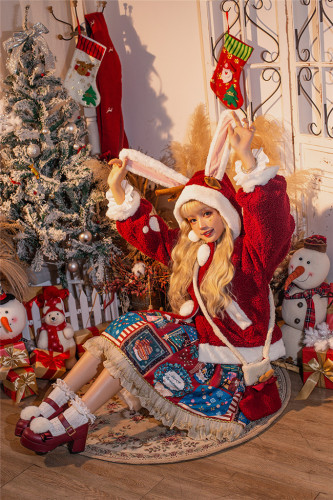 Yingji ~Christmas Lolita JSK