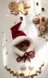 Sweet Dreamer ~Winter Woolen Pom Christmas Hat