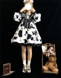 Alice Girl ~Buds Cows Sweet Lolita OP -Pre-order