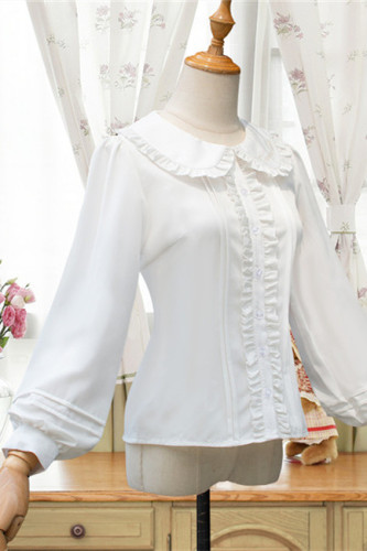 Teenage student Lolita Blouse