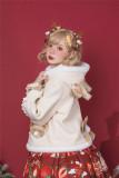 Annie Parcel ~Sweet Antlers Lolita Winter Coat