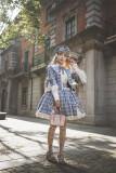 Thousands of Birds~ Classic Lolita Suit Coat+Skirt -Pre-order