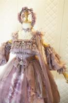 Nine Ode ~Flowers In the Mirror Lolita Accessories -Pre-order