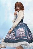 Urtto~The Wizard of Oz~Lolita JSK- Ready made