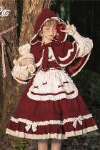 Urtto~Little Red Riding Hood~ Lolita JSK Set-Pre-order