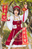Withpuji Xueer Qi Lolita OP Set-Pre-order