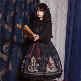 Withpuji Nightingale and Rose Lolita JSK