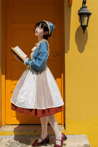 Withpuji Lost Castle Lolita OP-Pre-order