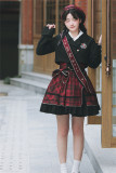 Withpuji Bagpipe Coat/ Salopette Set-Pre-order