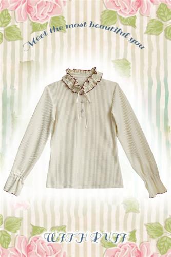 Withpuji Soft Lolita Sweater