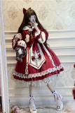 Panda Little Chef~ Qi Lolita OP
