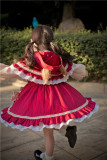 To Alice~Little Red Riding Hood Lolita OP/ Set  For Kids