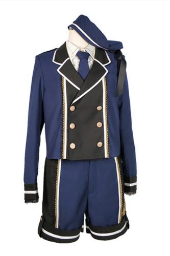 Castle Too ~The Death of the War~ Lolita Coat+Pants set- Pre-order