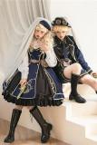 Castle Too ~The Death of the War~ Lolita JSK- Pre-order