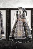 Castle Too ~The Death of the War~ Lolita Blouse- Pre-order