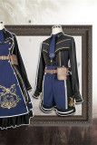 Castle Too ~The Death of the War~ Lolita Coat+Pants set- Pre-order