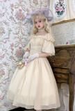 Aphrodite Vintage Elegant Lolita OP Dailywear Version -Pre-order