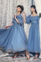Aphrodite Vintage Elegant Lolita OP Dailywear Version -Ready Made