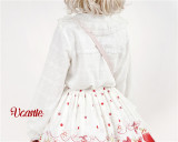 Vcastle ~Icing Sugar Sweet Lolita Blouse -Pre-order