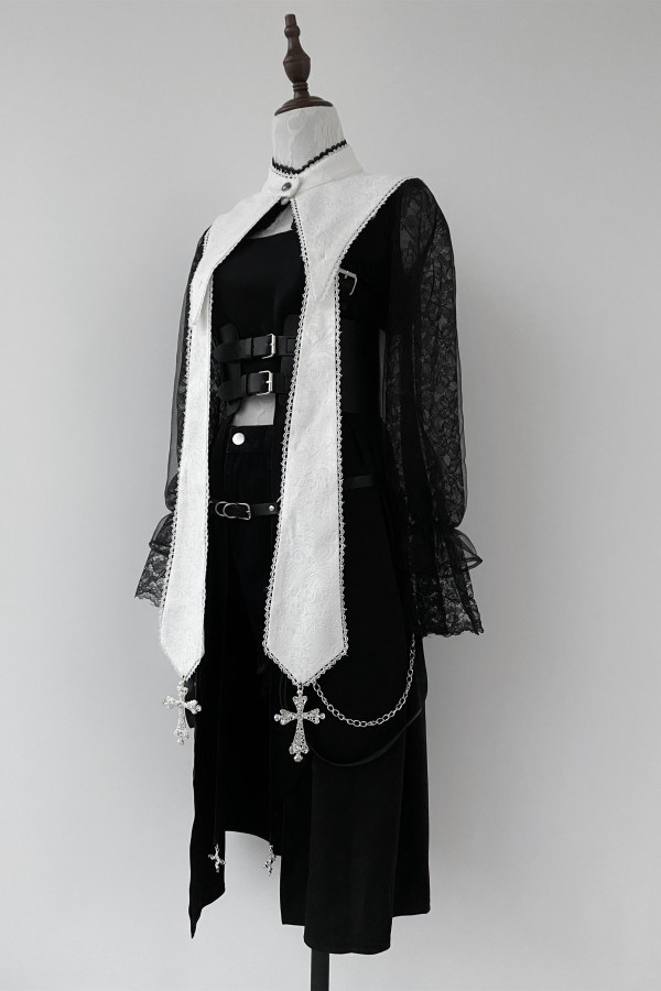 Your Highness ~Nun Lolita JSK Full-set-Pre-order