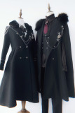 Your Highness ~Iron Lily and the Archon Lolita Couple Outfit Full-set-Pre-order