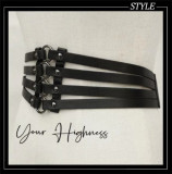 Your Highness ~Evil Python Lolita Accessories -Pre-order