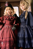 Lingxi Lolita ~Magic contract Classical JSK set-Pre-order