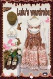 Infanta ~Lulu's Wardrobe~ Lolita JSK-Ready made