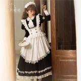 Teresa Afternoon Tea Maid Lolita Dress -Pre-order