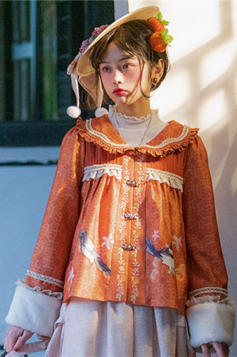 Magic Tea Party ~ Everything goes well~ Qi Lolita Coat-Pre-order