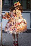 Magic Tea Party ~ Everything goes well~ Qi Lolita OP -Pre-order