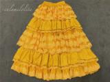 Culumi Lolita ~ Multilayer Vintage Underskirt/Petticoat - In Stock